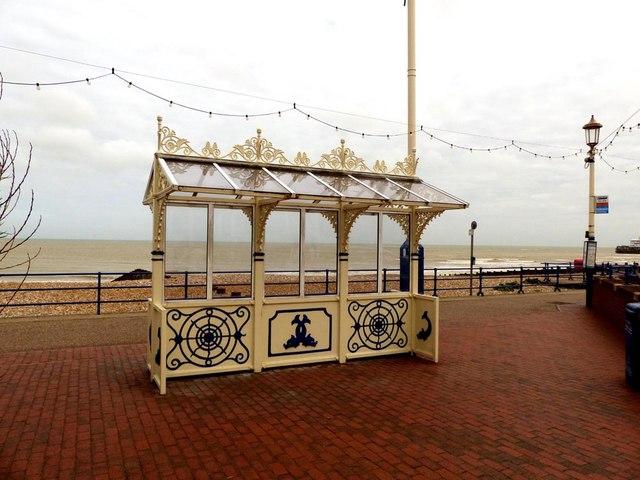 Ornate shelter