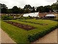 TQ6835 : Walled garden, Scotney Castle by Norman Caesar