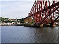 NT1379 : The Forth Bridge, Inchgarvie by David Dixon