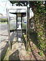 SU7997 : Former KX300 Telephone Kiosk in Bledlow Ridge by David Hillas