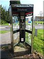 SU8197 : Former KX300 Telephone Kiosk in Saunderton by David Hillas