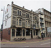 ST1974 : The Packet, Cardiff by Jaggery