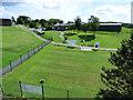 NZ2624 : Oak Leaf Golf Complex by Thomas Nugent