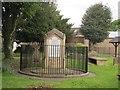 SJ2141 : St Collen's church, Llangollen: the ladies' memorial by Stephen Craven