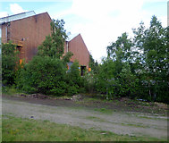 NZ2816 : Former Rise Carr Rolling Mills building by Thomas Nugent