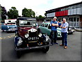 H4572 : Classic car rally Marie Curie Cancer Care, Omagh (31) by Kenneth  Allen