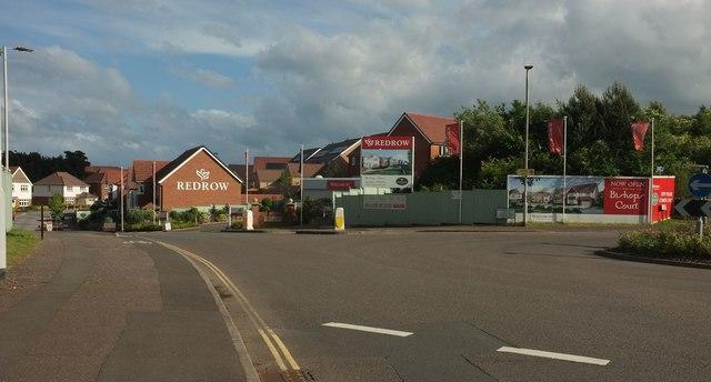 Bishop's Way, Exeter