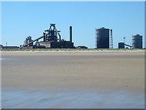 NZ5626 : Coatham Sands (2d) by Mike Quinn