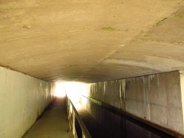 Under Abbey Road bridge