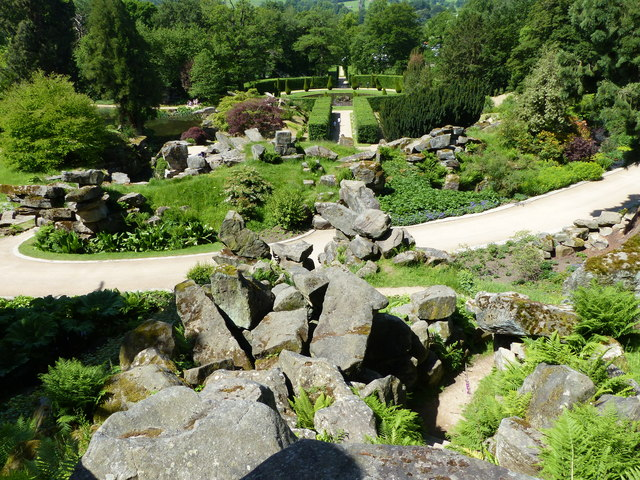 The Rock Garden Chatsworth