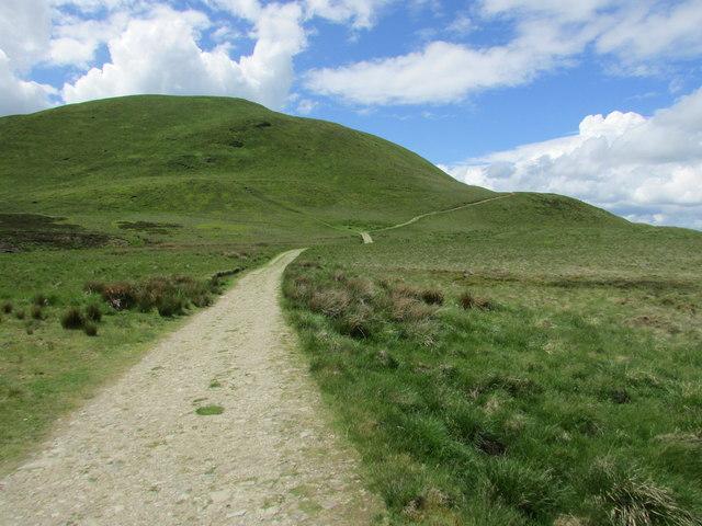 Path to West Lomond