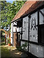 TL2097 : Barn to the rear of The Woolpack, Stanground by Paul Bryan