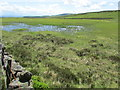 NO2106 : Miller's Loch, Lomond Hills by Bill Kasman