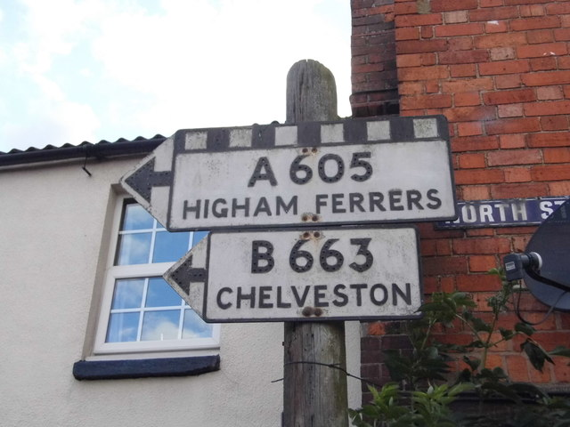 Pre-Worboys signs on the corner of North Street