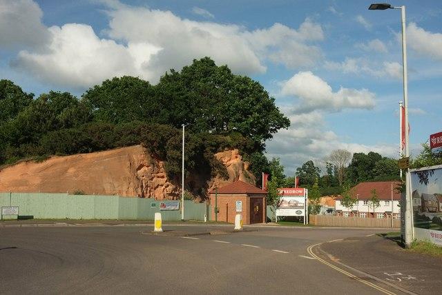 Junction on Apple Lane