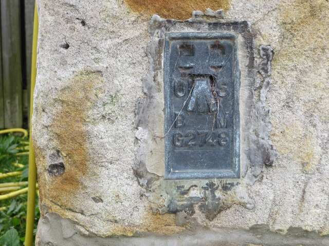 Ordnance Survey Flush Bracket G2748