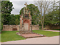 NT2763 : Rosslyn Chapel, Memorial to the 4th Earl by David Dixon