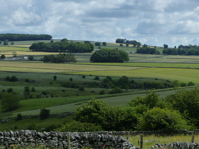 View from The Limestone Way
