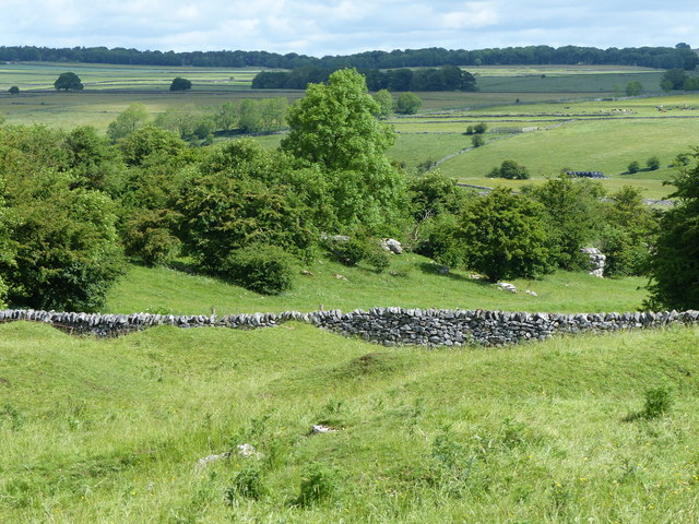 Upper end of Ferndale