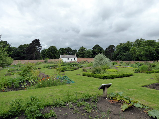 Walled Garden, Gibside