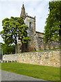 NT0887 : Dunfermline Abbey Church by David Dixon