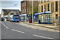 NT0987 : Bus Stops on James Street by David Dixon