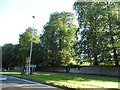 TL0155 : Bedford Road leaving Milton Ernest by David Howard