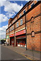 SK5905 : Falcon Store, Syston Street West by Roger Templeman
