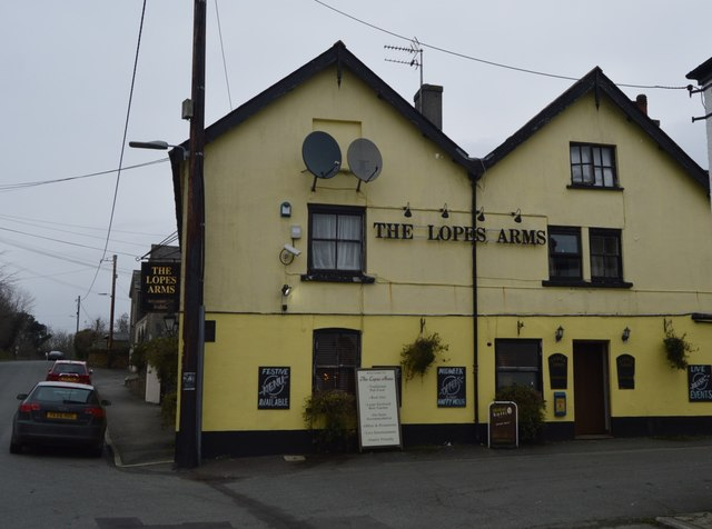 The Lopes Arms
