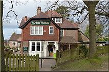 TQ5940 : Robin Hood by N Chadwick