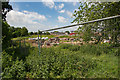 SK3517 : Construction work near Holywell Spring, Ashby by Oliver Mills