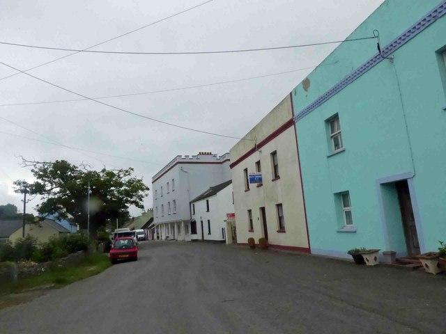Angle village architecture #1