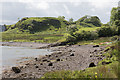 NM8127 : Shoreline in the Little Horseshoe by Doug Lee