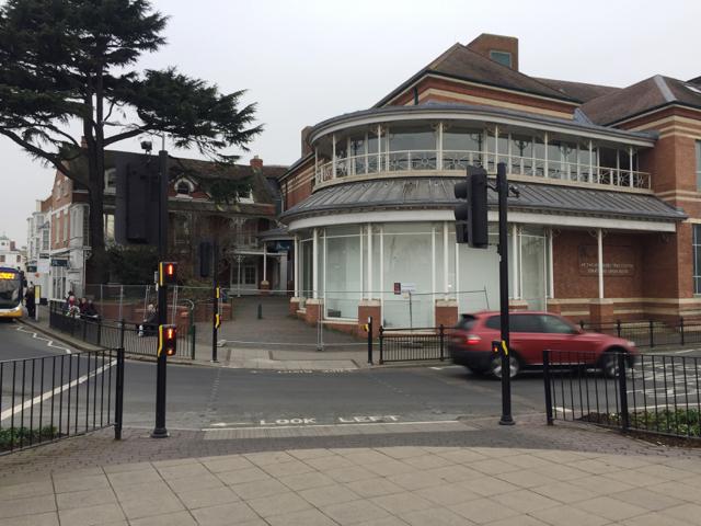 Former BHS store, Stratford-upon-Avon