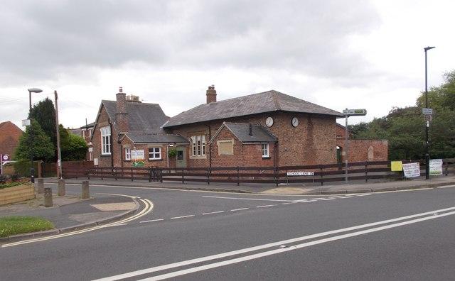 Former Church of England School - School Lane