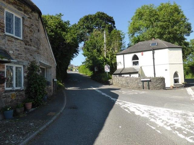 Town Hill, Ermington