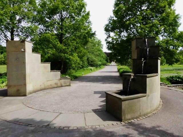 The National Botanic gardens Wales