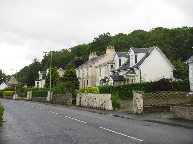 Houses at Sandbank