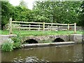 SD8845 : Overflow weir, Leeds & Liverpool Canal by Christine Johnstone