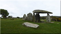 SN0937 : Pentre Ifan Burial Chamber by Kenneth Ince