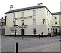 SS9079 : Wyndham Arms Hotel in Bridgend town centre by Jaggery