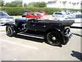 SS9768 : Classic Talbot car in Llantwit Major by Peter G.M. Grayson