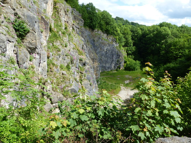 Colehill Quarry at The National Stone Centre