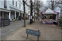 TQ5838 : The Pantiles by N Chadwick