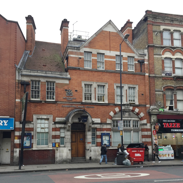 Camberwell Police Station, 22A Camberwell Church Street, London