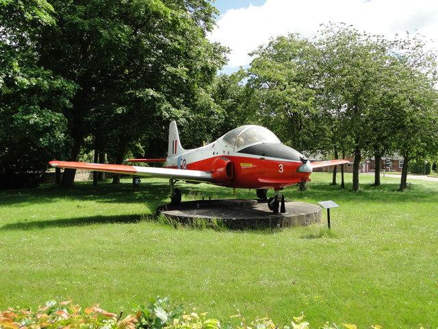 Jet Provost T Mk 5A, XW353