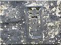 SW6235 : Ordnance Survey Flush Bracket 1804 by Peter Wood