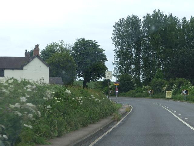 Burton Road Smisby