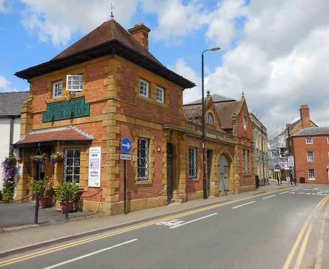 Shipston On Stour-Town Centre