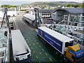 NH1293 : MV Loch Seaforth loading at Ullapool by Craig Wallace
